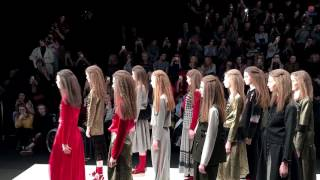 Грузинский дизайнер AKA NANITA - Mercedes-Benz Fashion Week