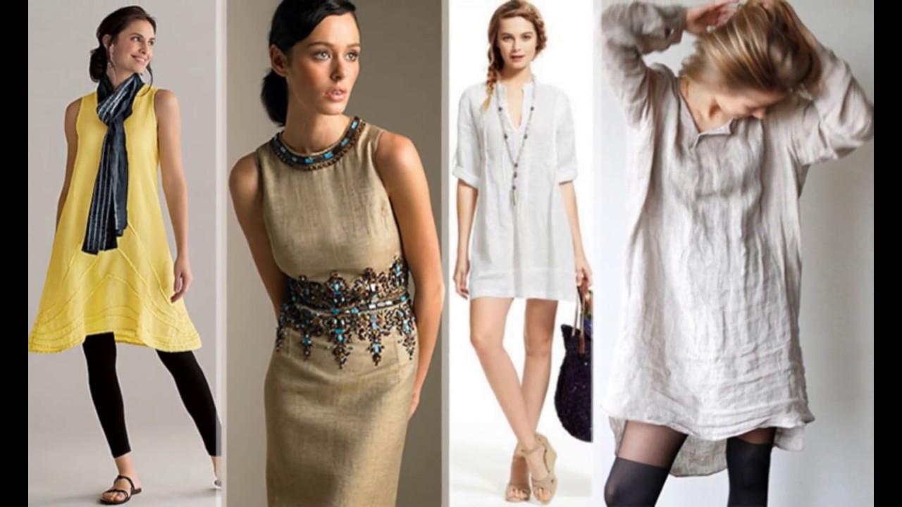 Купить Одежда Женская Из Льна