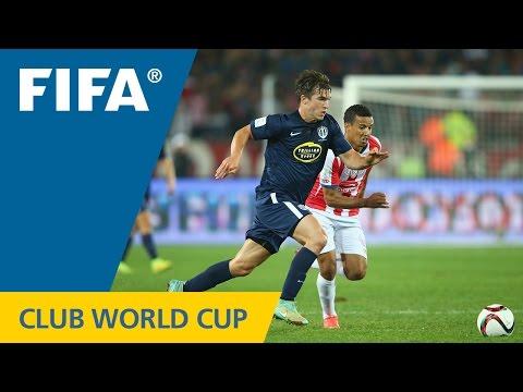 HIGHLIGHTS: Moghreb Tetouan - Auckland City (FIFA Club World Cup 2014)