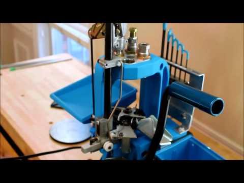 308 Winchester Dillon 550b reloading (Speed loading)