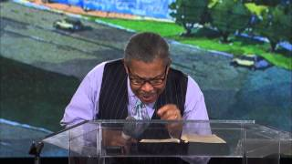 """Pastor Bill Winston ministering on """"Everything you do is by Faith!"""""""