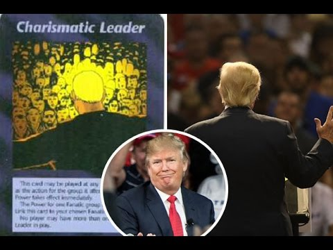 The Illuminati Card Game Predicted Donald Trump As President 21 Years Ago