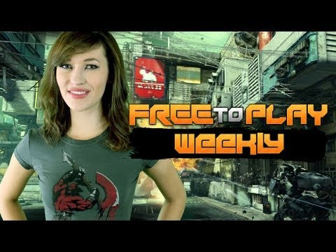 Free To Play Weekly - Hawken. Path of Exile & More (ep.73)