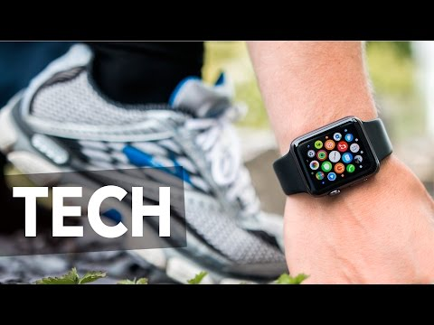 "BEST RUNNING APPS FOR APPLE WATCH ""SPORT"""