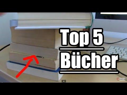 Die TOP 5 Bücher - (Die Mein Leben Verändert Haben)