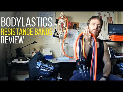 Bodylastics Resistance Bands Review & Tutorial