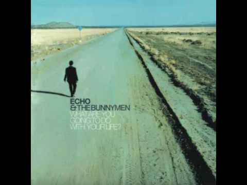 Echo & The Bunnymen - What Are You Going To Do With Your Life