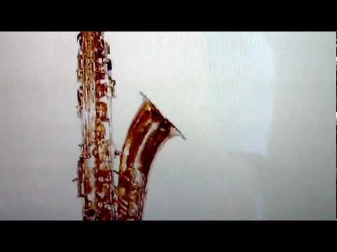 'SAKSOFON'-  Podstawy Gry Na Saksofonie.Nauka Gry Na Saksofonie.(humorystycznie)
