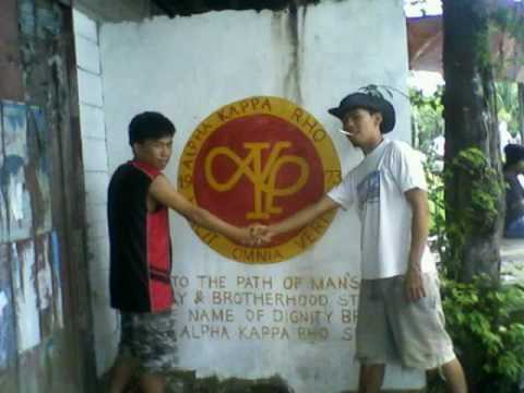 ALPHA KAPPA RHO of SAN FERNANDO CEBU(MEMBERS)