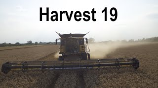 UK Harvest 19 | H R Bourn & Sons | Wragby, Lincolnshire