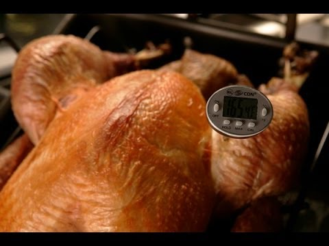How to brine and roast a turkey