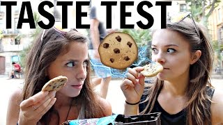 Vegan Snacks Taste Test + Mukbang w/ Naturally Stefanie!