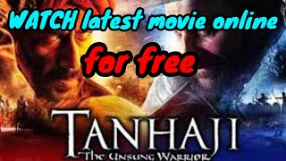 dekho tanhaji vo bhi free me online |tanaji on oreo tv | how to watch movie online for free |