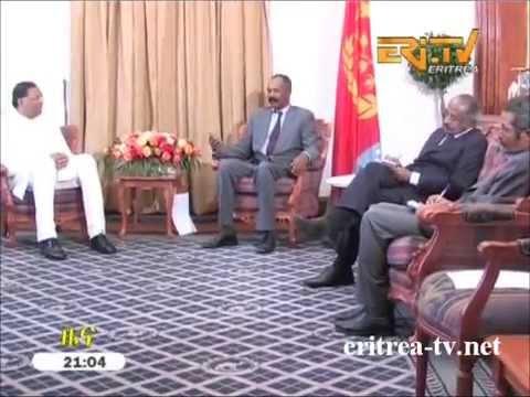Eritrean News - Tigrinya - 10 October 2014 - Eritrea TV