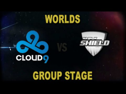 C9 vs NWS - 2014 World Championship Groups C and D D4G5