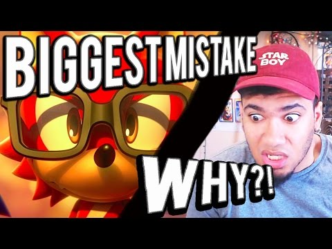 SONIC FORCES IS A MISTAKE【CUSTOM HERO TRAILER REACTION】