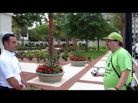 Scientology Sea Org Sidewalk 3-23-14
