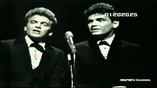 Everly Brothers Let It Be Me Very Nice Quality Hd Audio Live 1964