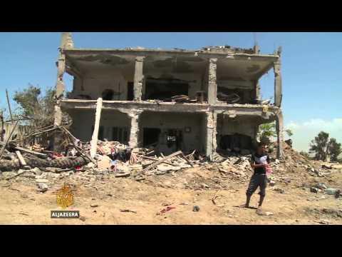 Hamas claims victory as Gaza residents survey damage