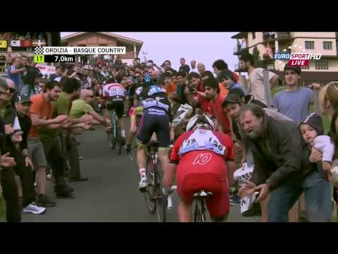 Vuelta Ciclista al Pais Vasco - HD Final 8 Km's Stage 1-