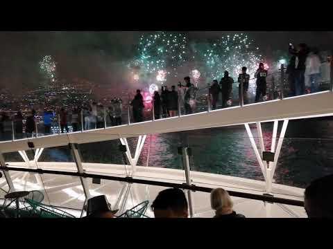 Sylvester 2018/2019 Funchal Firework (Madeira, Portugal)