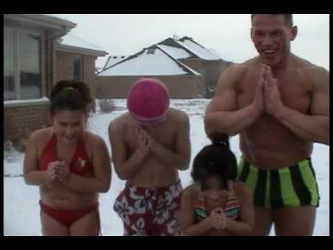 Fat loss Lifestyle's Darin Steen has Family Fitness Fun With His Kids