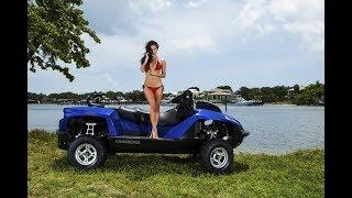 Xe máy 'chấp' mọi con đường ngập, sông hồ cũng là chuyện nhỏ!