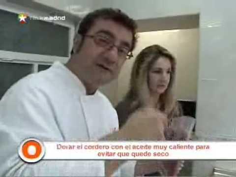 Sos cocinero: Sergio prepara una caldereta de cordero