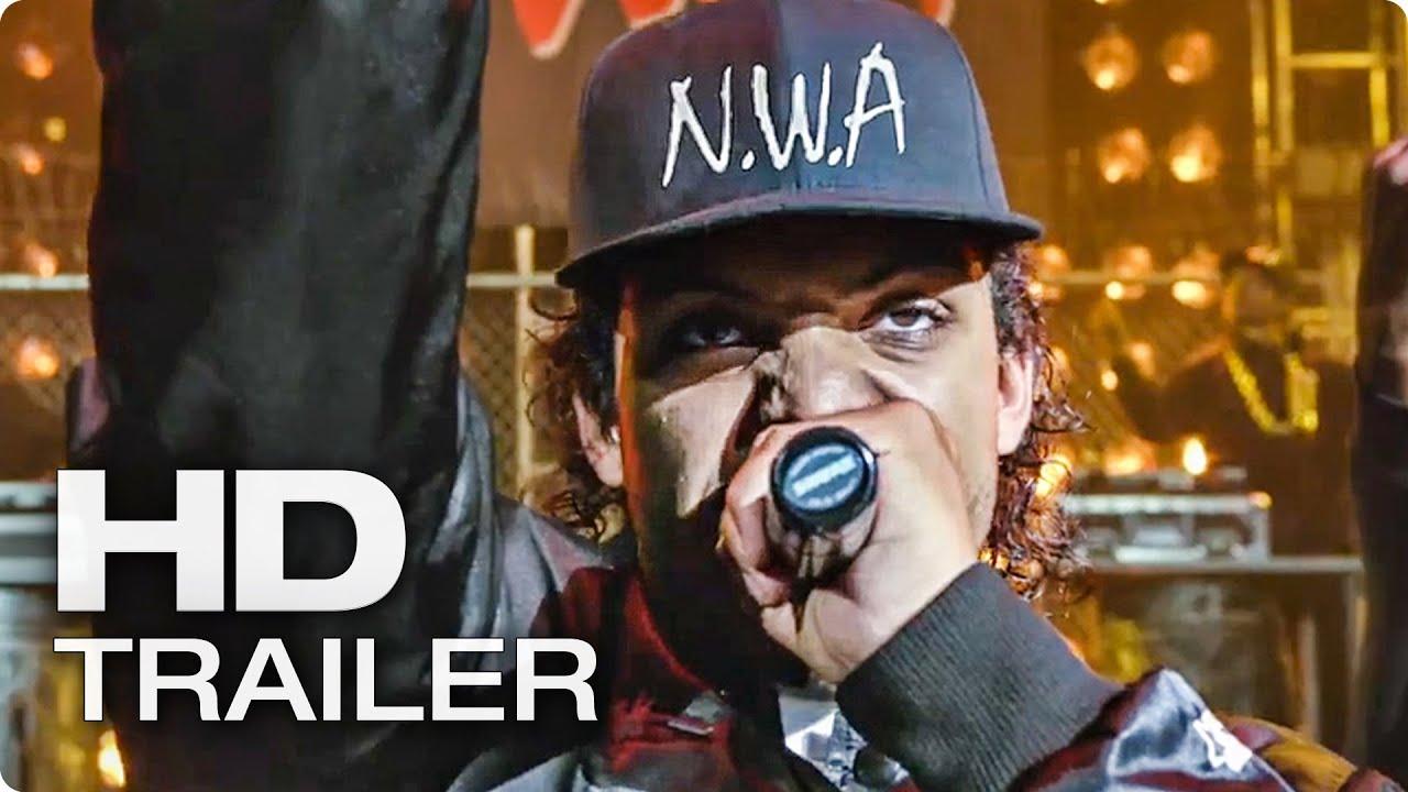 Straight Outta Compton Movie Wallpaper Straight Outta Compton Trailer