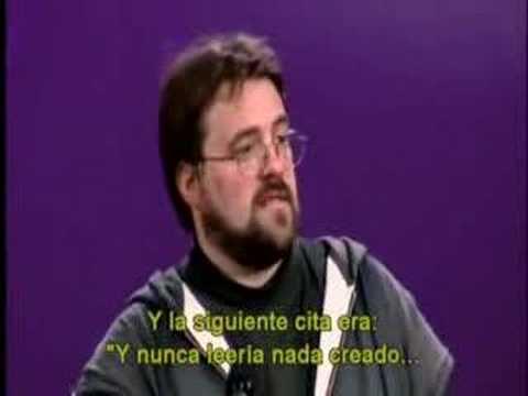 Kevin Smith talks about Tim Burton