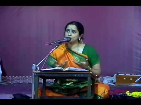 Kumbakonam Radhakalyanam -  2009 - Visaka Hari - Sangeetha Upanyasam - Part 7 video