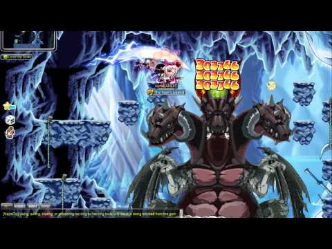 [MapleStory] Horntail Solo - Pre Unleashed