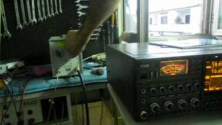 Icom IC-781 Modificato .AVI