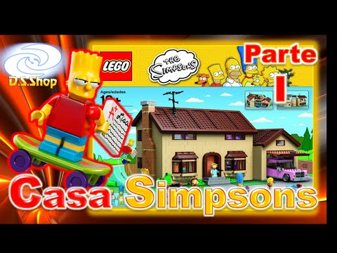 ✳️ LEGO The Simpsons House Review I/2 Set Review