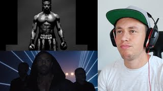 CREED II Official Trailer REACTION & REVIEW