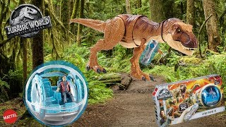 Jurassic World - NEW GYROSPHERE RC | UNBOX & REVIEW| Fallen Kingdom | 4K