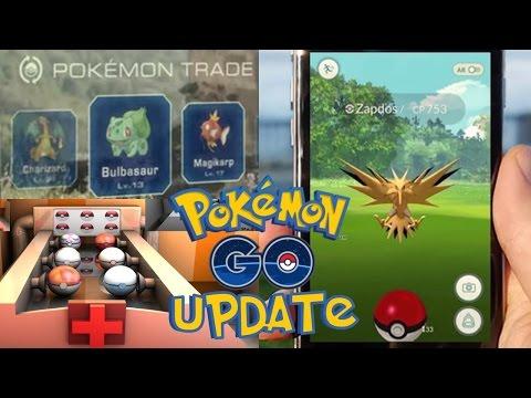 Pokemon Go: Buddy Pokémon Referenced in Latest Pokémon GO Update - TECHNEWS