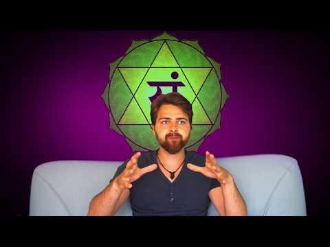Chakra-System, heilige Geometrie und der Algorithmus der ganzheitlichen Gesundheit