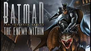 Batman Season 2 :THE ENEMY WITHIN EPISODE 1