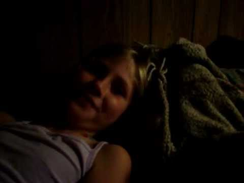 Kayla Singing If We Were A Movie By: Miley Cyrus video
