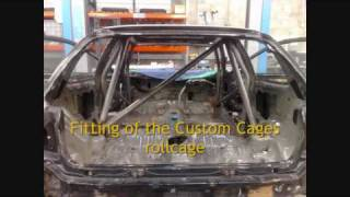 '94 Honda Civic VTi Student Project Race Car for TTRS, the story so far...