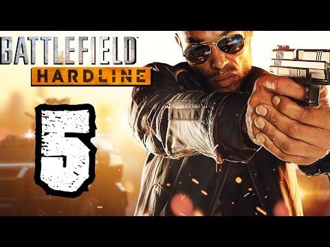 ► Battlefield : Hardline | #5 | Travička zelená! | CZ Lets Play / Gameplay [1080p] [PC]