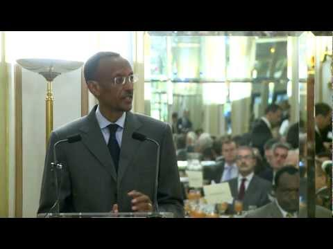 President Kagame meets with Members of the French Private Sector Association