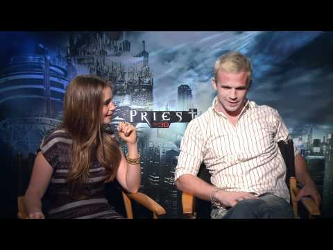 Priest - Interviews with Paul Bettany and Cam Gigandet
