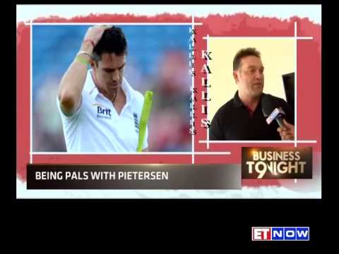 Jacques Kallis To ET NOW: Cricket, IPL, Development In India & Shah Rukh Khan