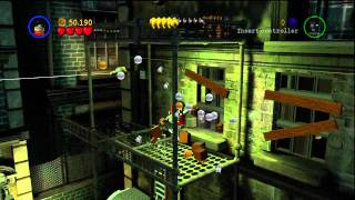 Xbox 360 Longplay [010] Lego Batman Power Crazed Penguin (story 1 of 2)