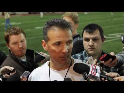 Urban Meyer Q&A Following Tuesday Practice