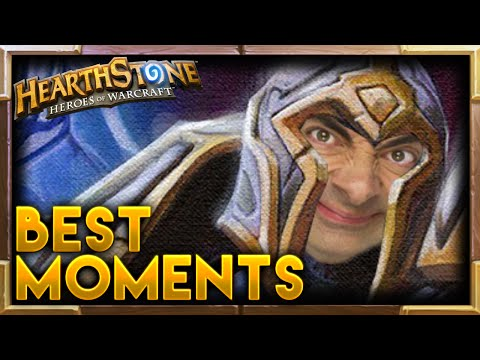 Hearthstone   Best Moments 37