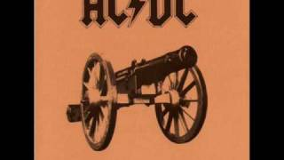 AC/DC Video - ACDC- For Those About To Rock (with lyrics)