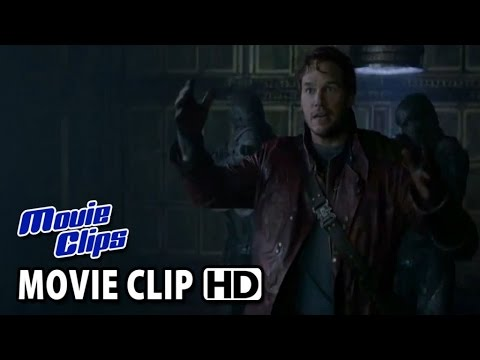Guardians of the Galaxy Official Movie Clip #1 - Star-Lord (2014) HD